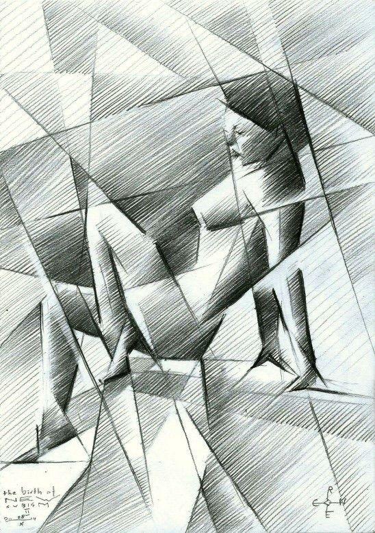 birth cubism 2 - 28-10-14 sale - corneakkers   ello
