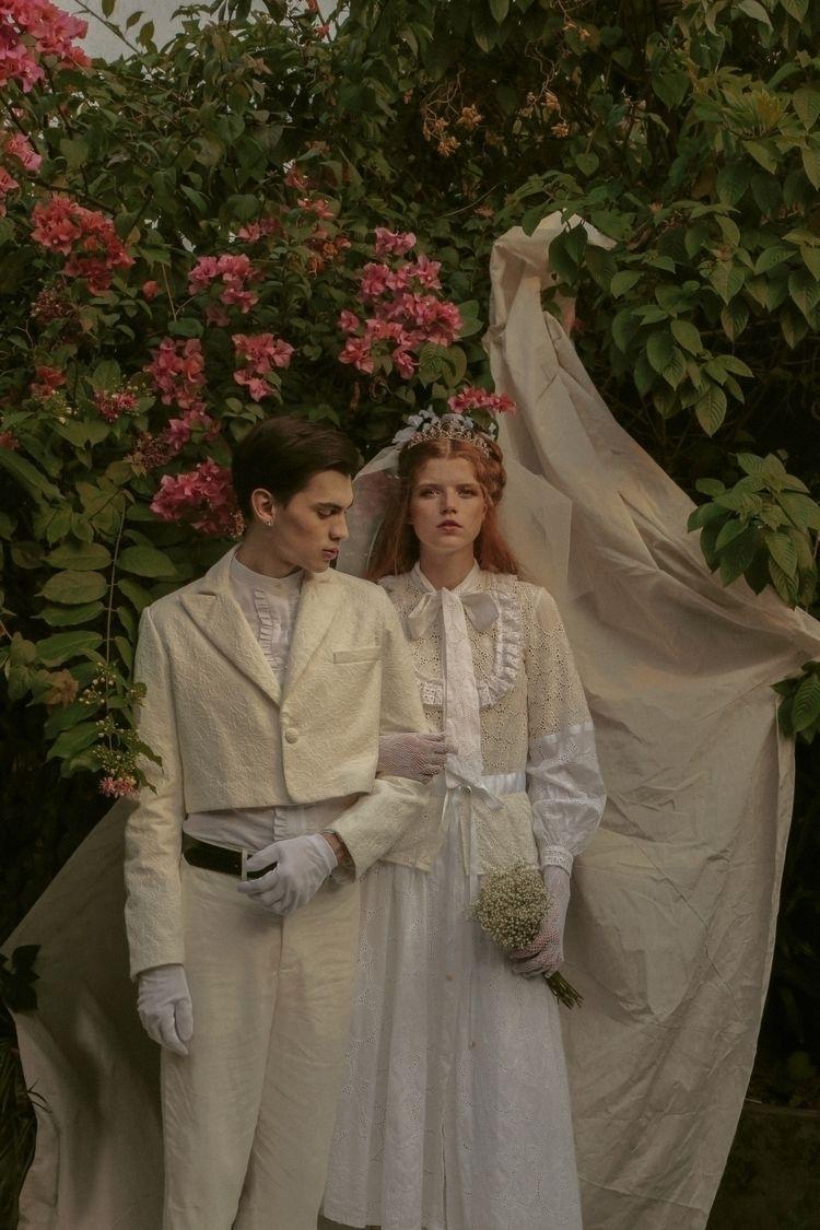 Romantic decadence – INK Studio - sowow_magazine | ello
