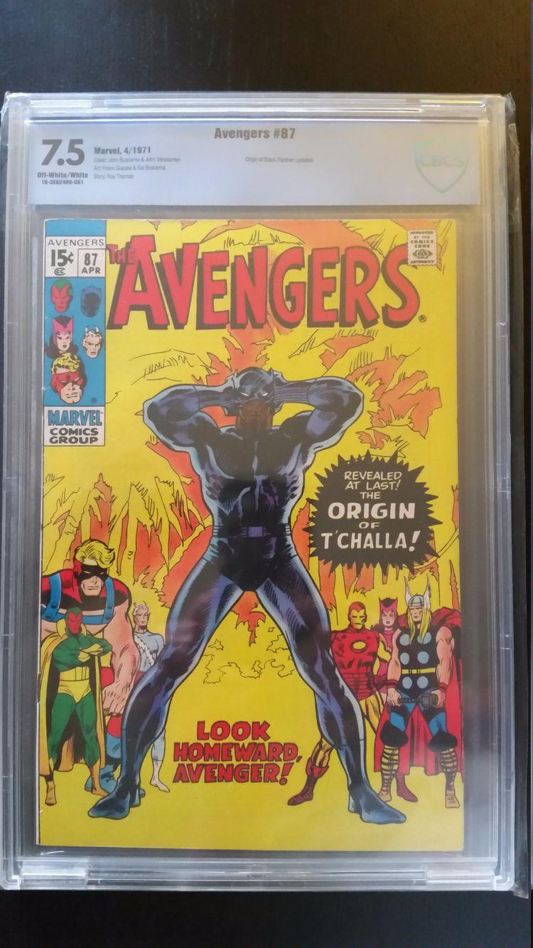Avengers retelling expanding /  - comicburst | ello