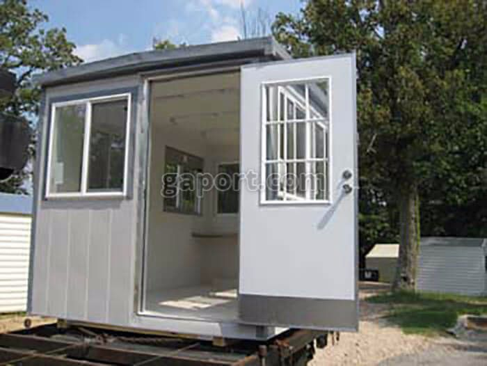 Georgia Portable Buildings deal - guardhouses   ello