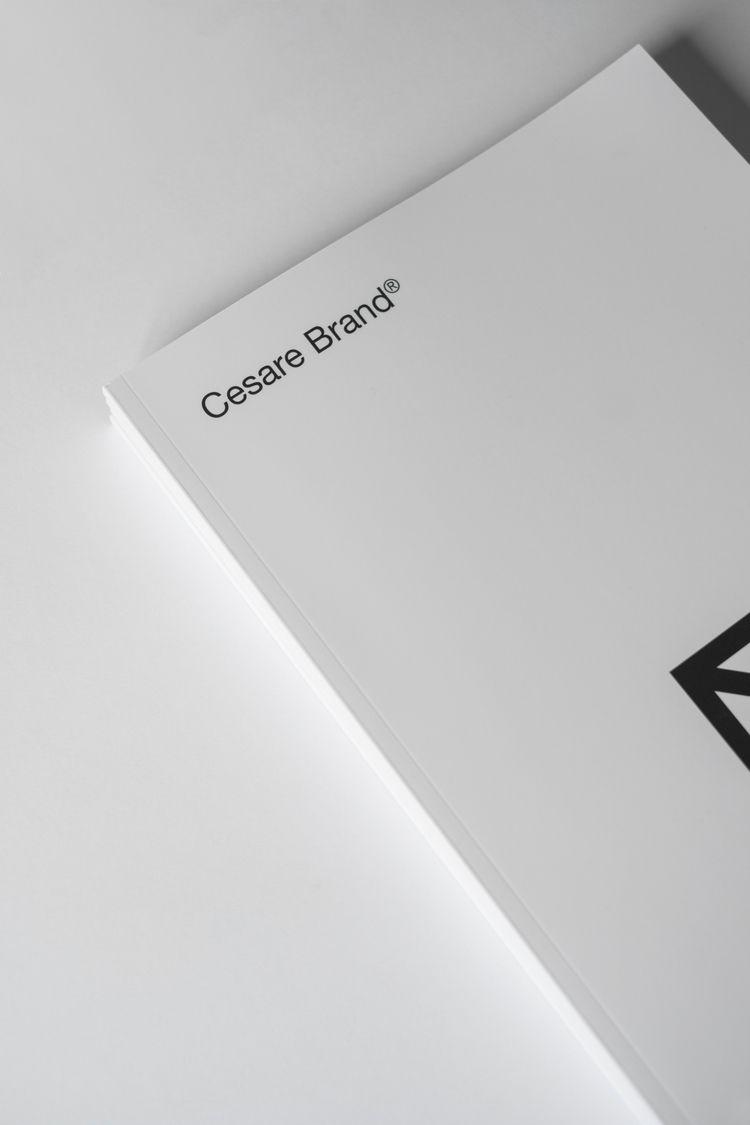 Nós amamos minimalismo. Conheça - cesarebrand | ello