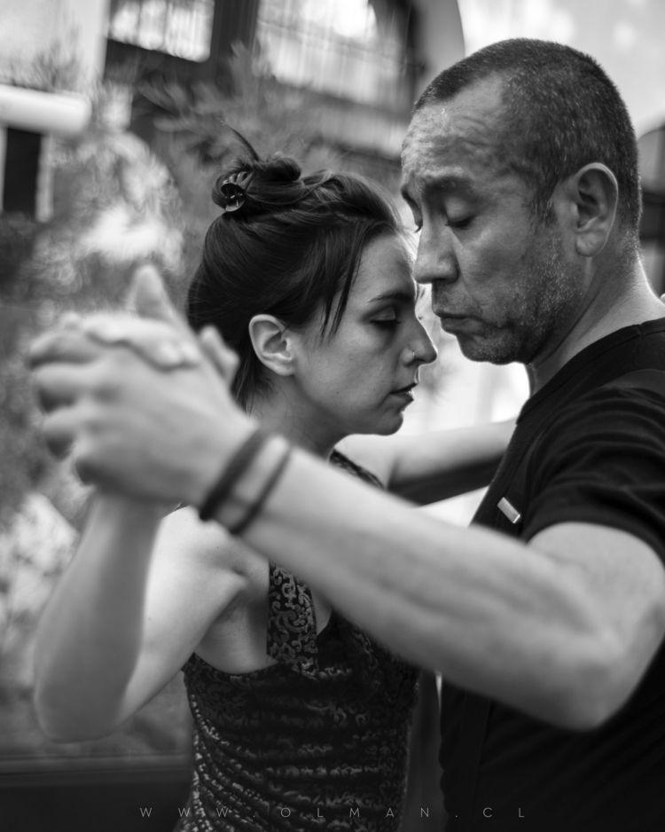 Tango, passion street - olman_cl | ello