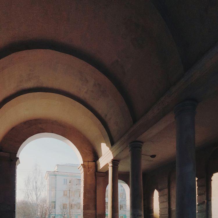 arch - architecture, house, sunlight - andreigrigorev | ello