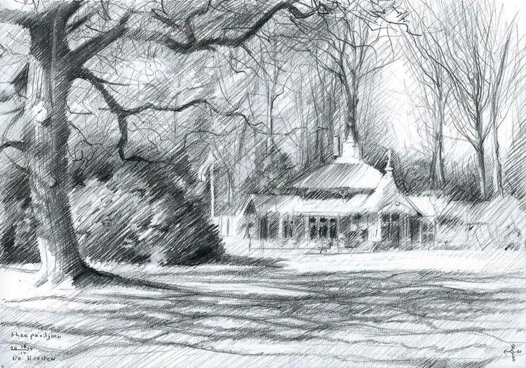 Tea pavilion De Horsten' - 16-0 - corneakkers | ello
