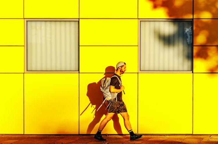 Mondrian stroll - bradverts | ello