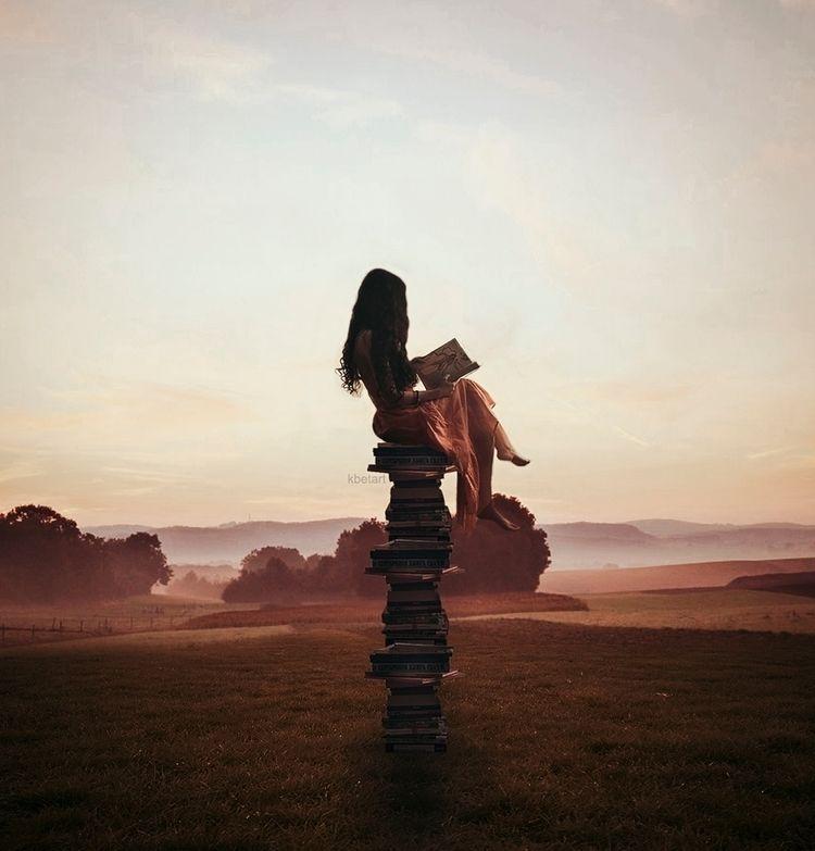 fond books, turned brain. — Lou - creativeimpulses | ello