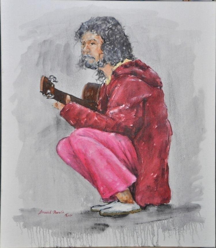 Street musician Granada 2017 Be - ben-peeters | ello