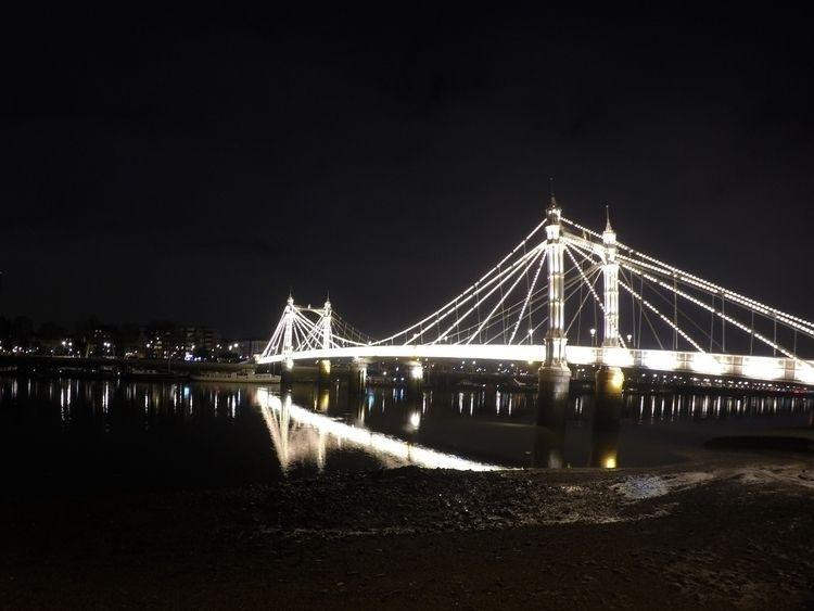 Battersea, Reach, Albert, Bridge - konstantinos776 | ello