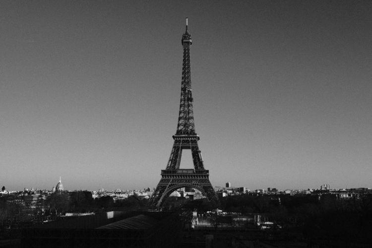 法國-艾菲爾鐵塔 Tour Eiffel - fujifilm_xseries - shunlung_lin | ello