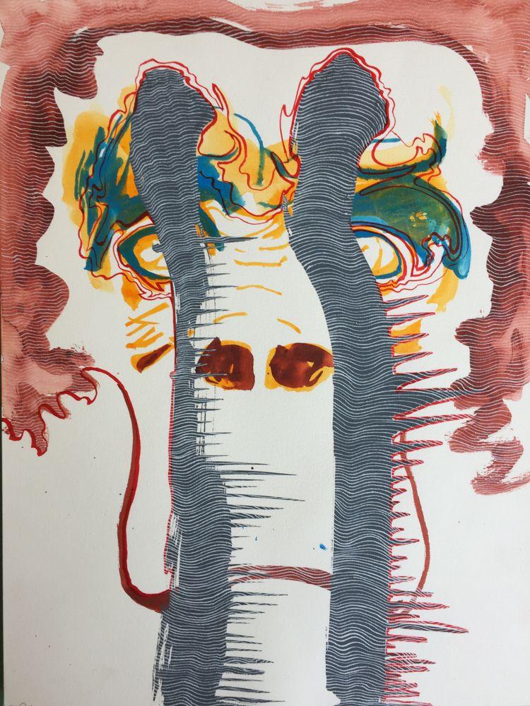 Monkey King 23 (Sun Wu Kong) 30 - marijebijl | ello