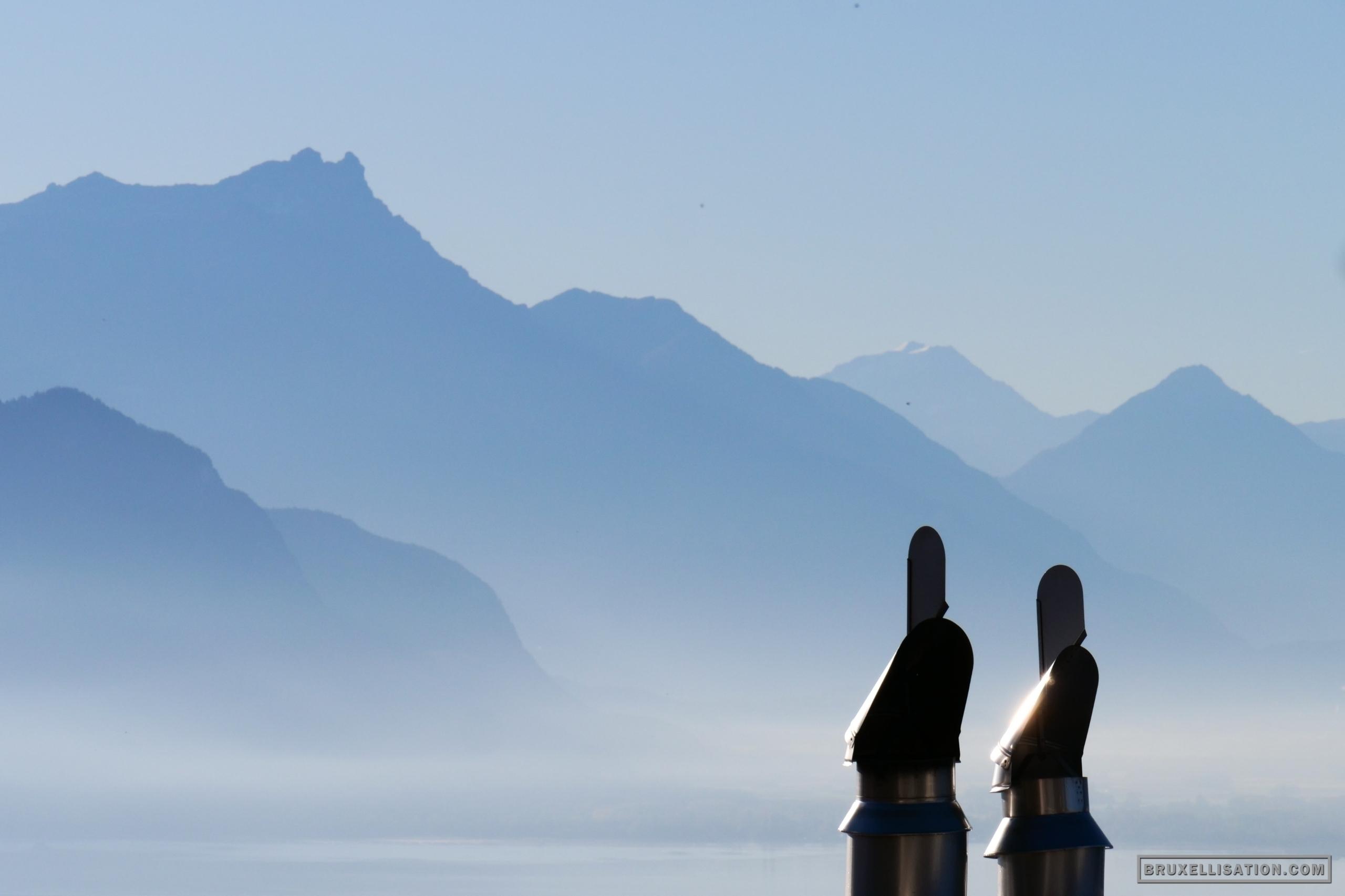 Switzerland, Chardonne, October - bruxellisation | ello