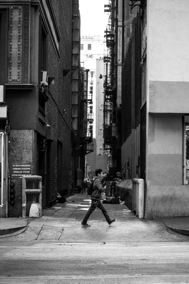 DTLA 2018 - streetphotography, wearethephotographers - nanashi | ello