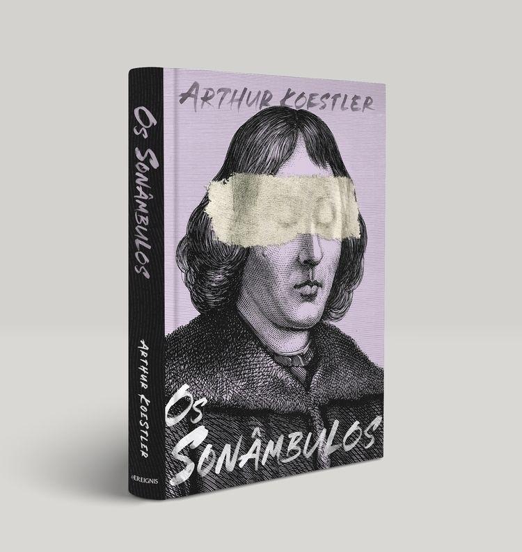 Cover Sleepwalkers, Arthur Koes - ricardodb | ello