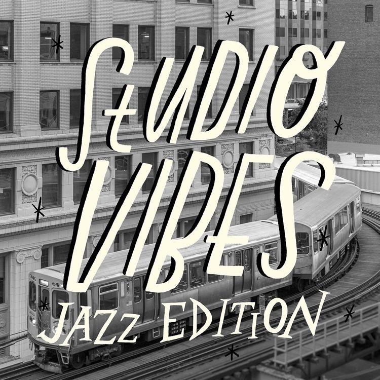 jazzy Spotify playlist studio.  - shaunalynnpanczyszyn | ello