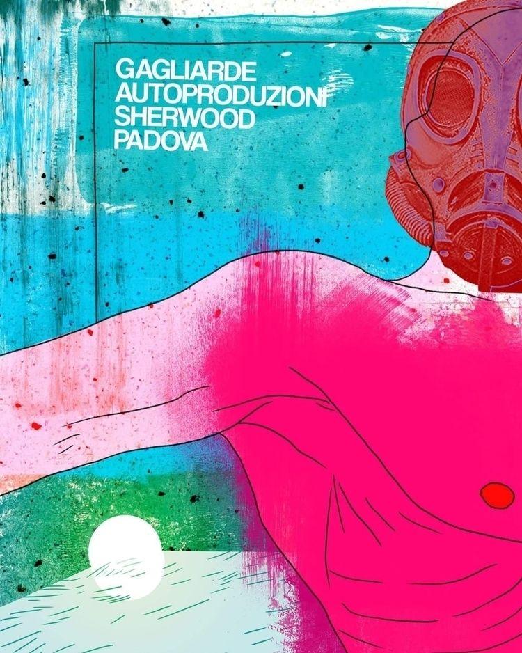 GASP! / Digital painting - paolocastaldi | ello