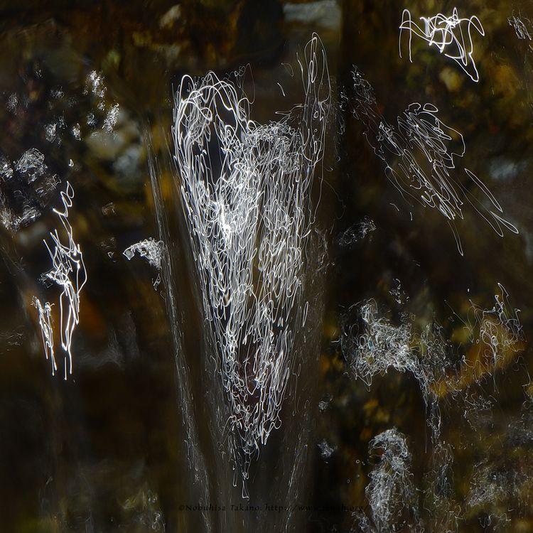 Creek, 1803#7829 - nature,, pattern, - ntakano   ello