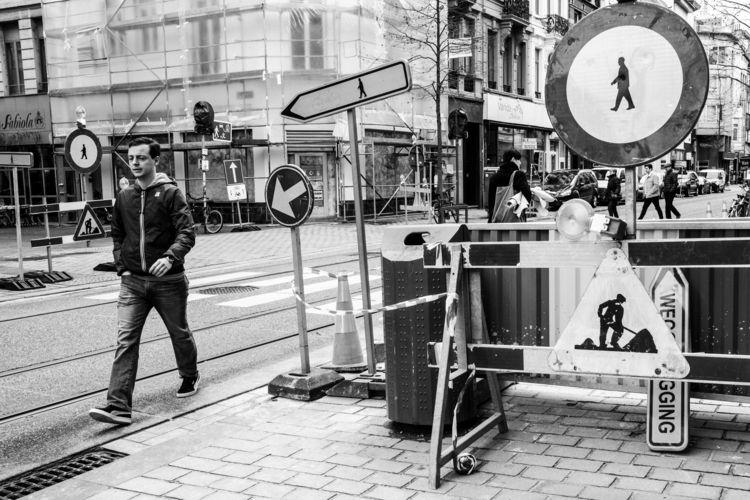 Signs - streetphotography, street - jinghels   ello