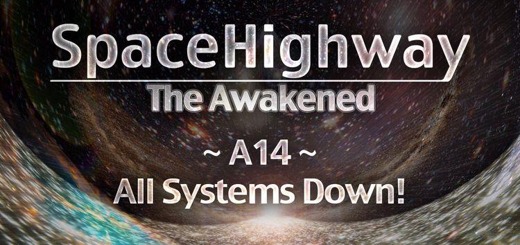 SpaceHighway: Awakened A14 ~ Sy - siggysimon   ello