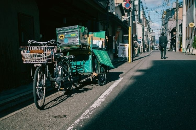 backstreet Kyoto, Japan - kyoto - williamself | ello