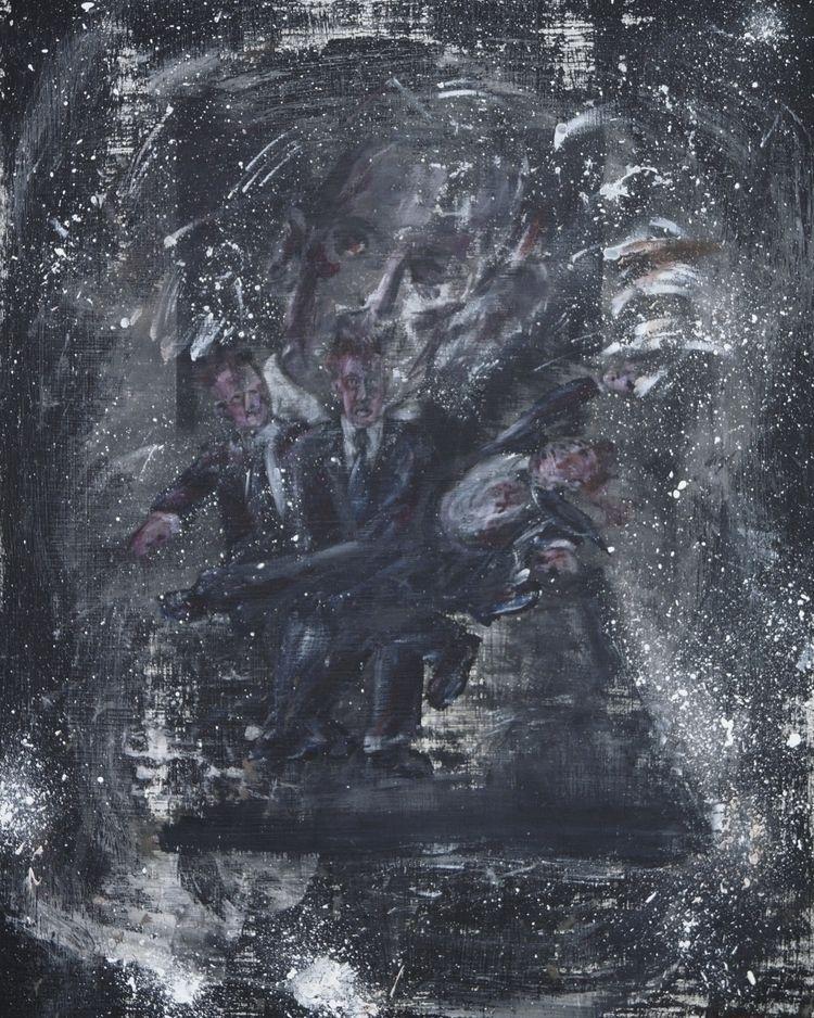 Fragmentation III: Bildnis eine - johannbaerenklau | ello