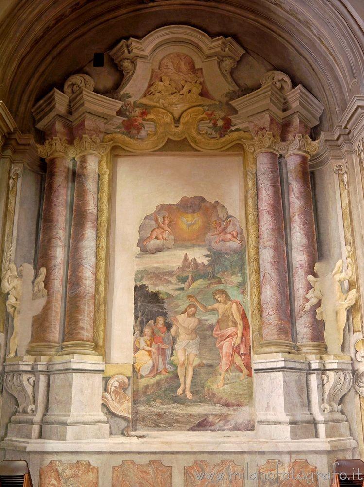 Milan (Italy): Chapel St. John  - milanofotografo | ello