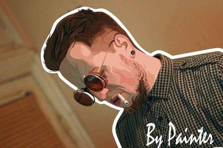 ART - Illustration, graphicdesign - painter_   ello