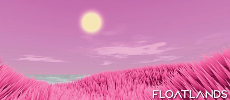 Experimenting colors Scorched b - floatlands | ello