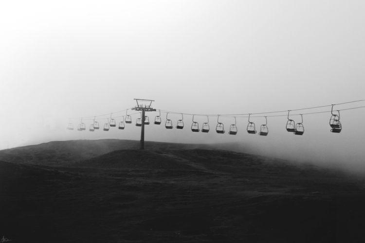 mist - pyrenees, baqueira, ski, mountains - leiregoitia_ | ello