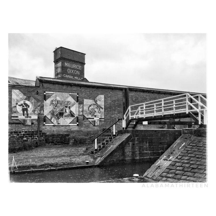 water | 120318 - canal, leedsliverpoolcanal - alabamathirteen | ello