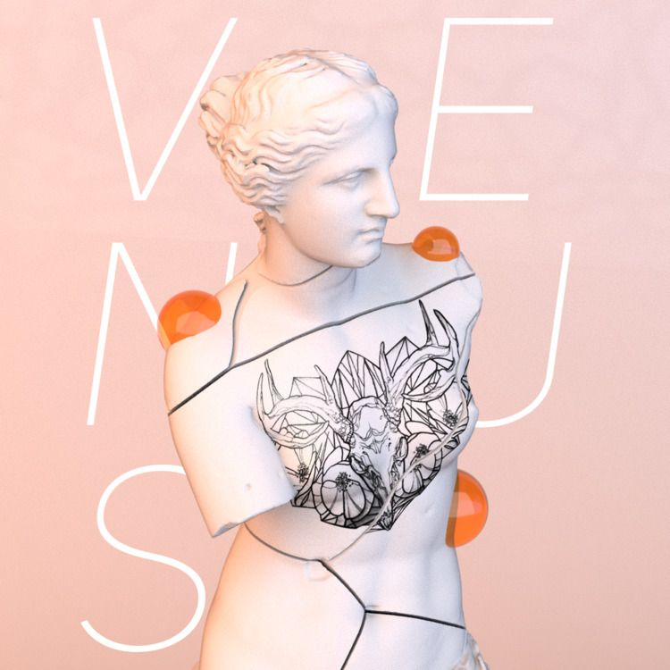 Venus - NonVenus project kindly - josehurtado | ello