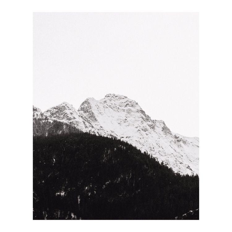 cascades - bw, blackandwhitephotography - dillongogarty | ello