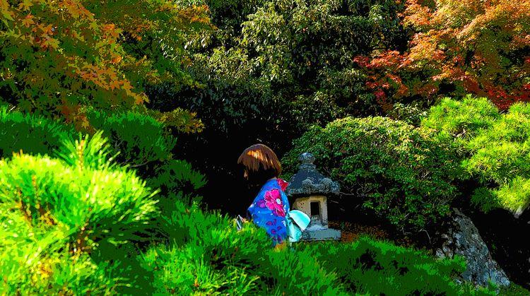 Clin Miyazaki - art#photo#japan - hear-us-sing | ello