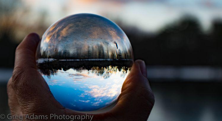 Crystal Sunrise Pocono Mountain - gregoryadams   ello