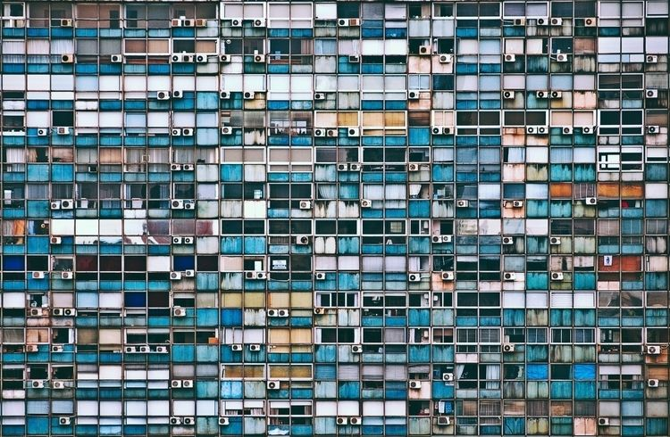 1000 windows - photography, foto - fedodes | ello