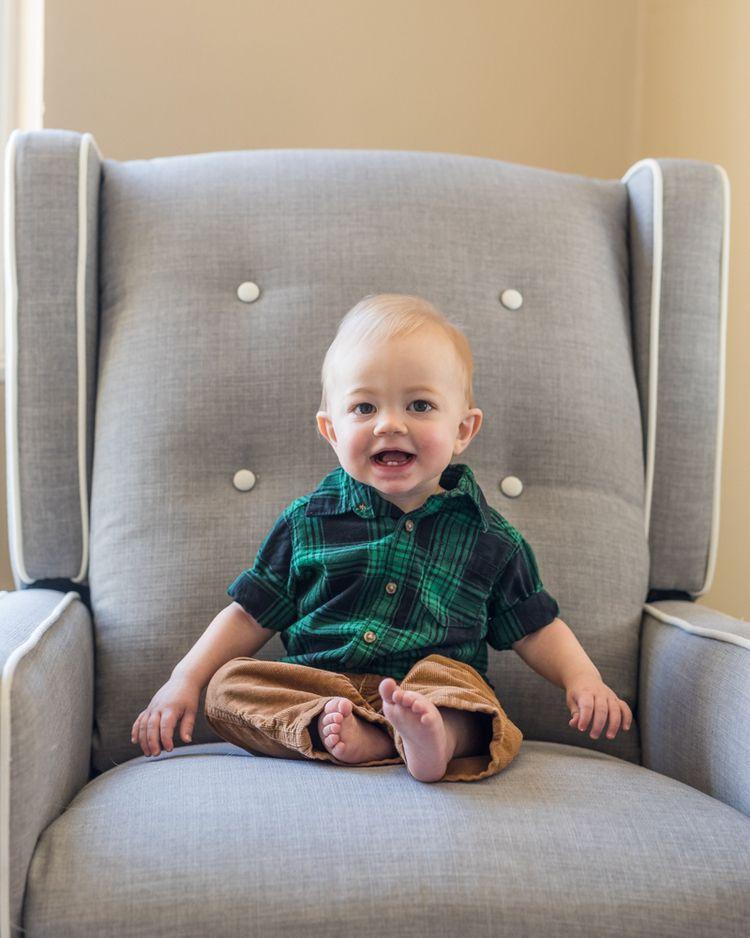 Clark Eleven Month - cnhphoto   ello