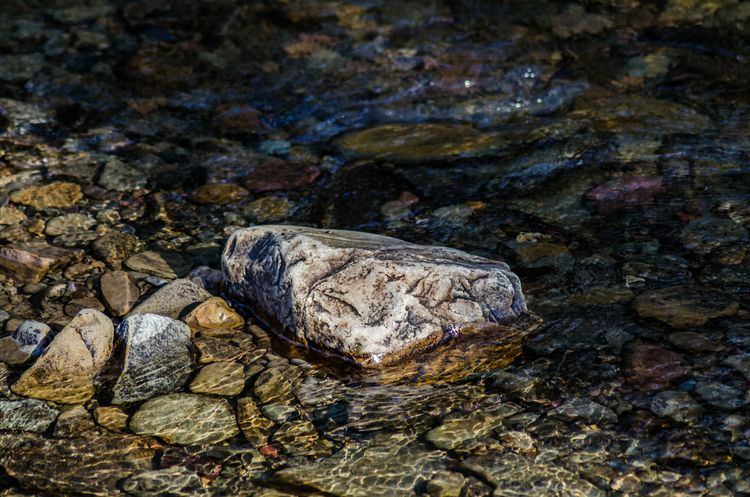 Mountain Stream - D5100, photography - marcuswc   ello
