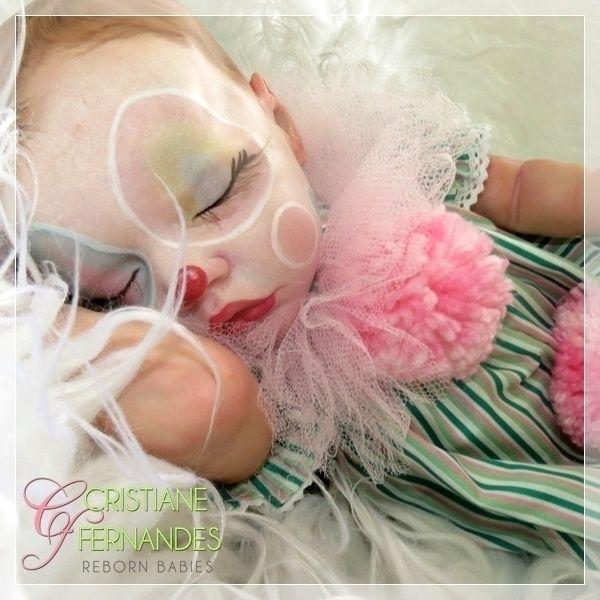 Bebê renascido Shilla, feita co - cristianefernandes | ello