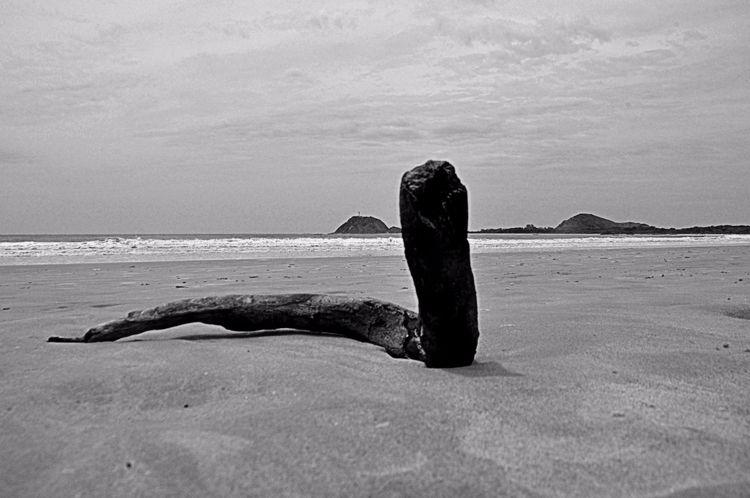 Cobra de praia - beach, seascape - jsuassuna | ello