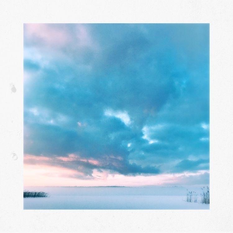 breath - crispy, clouds, sky, light - yogiwod | ello