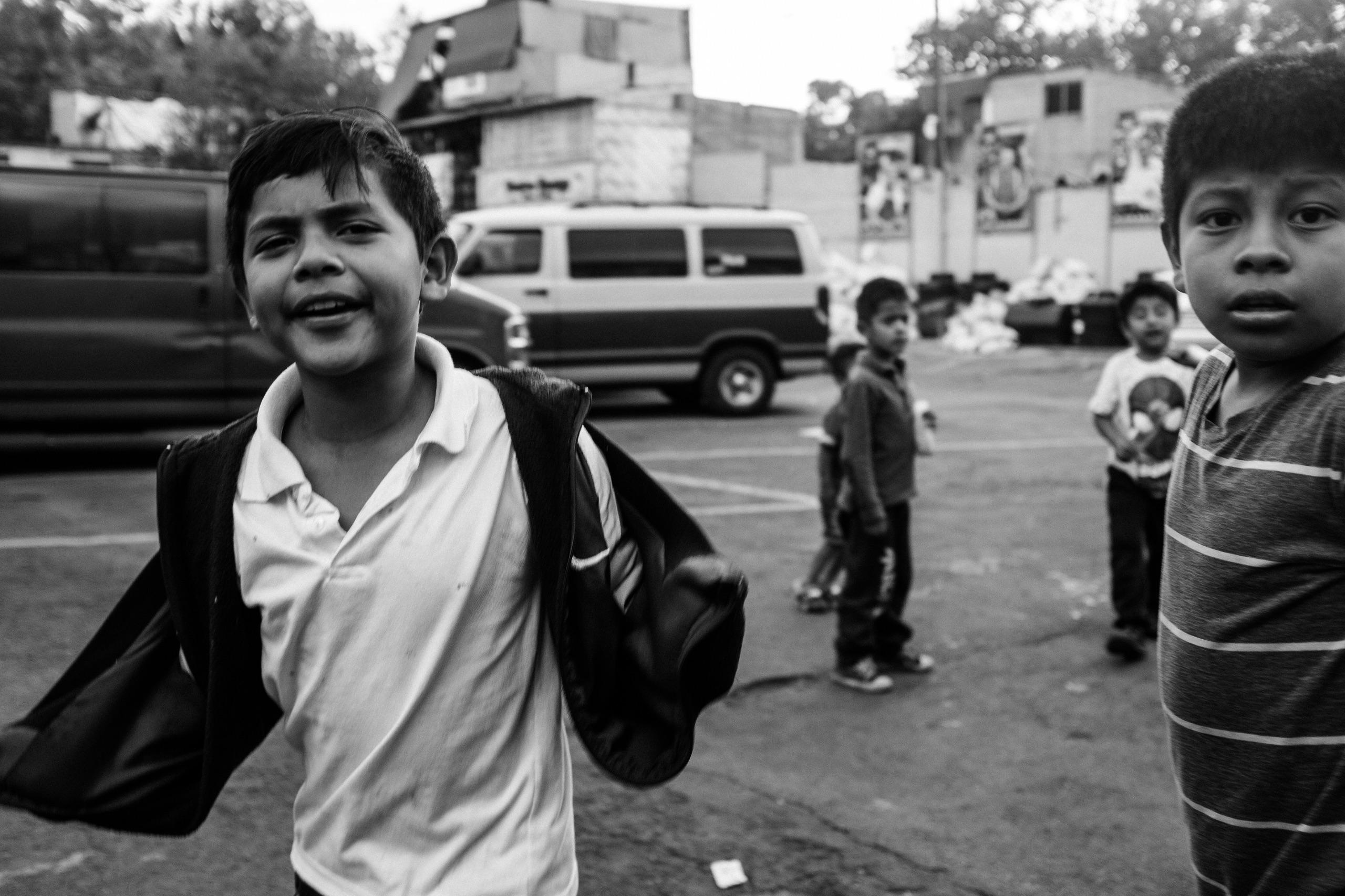 Mexico City Street Kids. Web: I - trovatten | ello