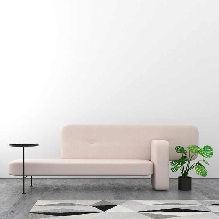 Pebble Sofa nominated Bolia Des - baudesign | ello