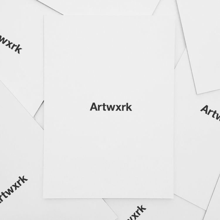 Artwxrk Editions coming - artwxrk - artwxrk | ello