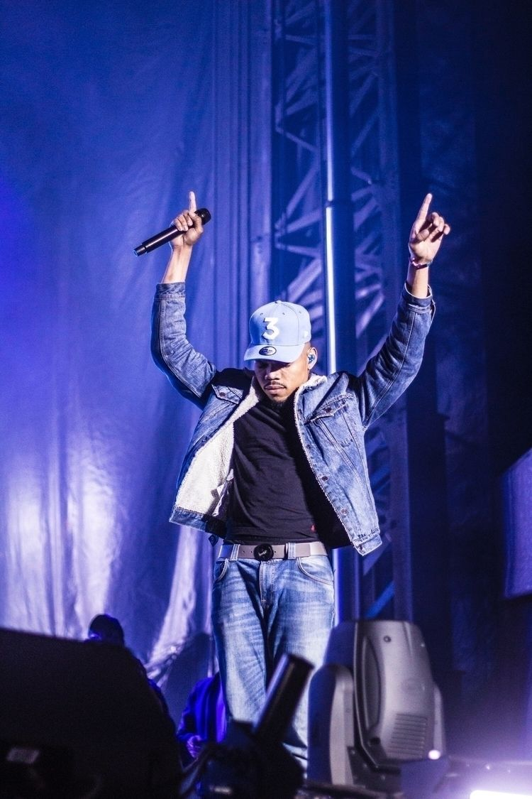 Chance Rapper - chance, concertphotography - veronicaty | ello