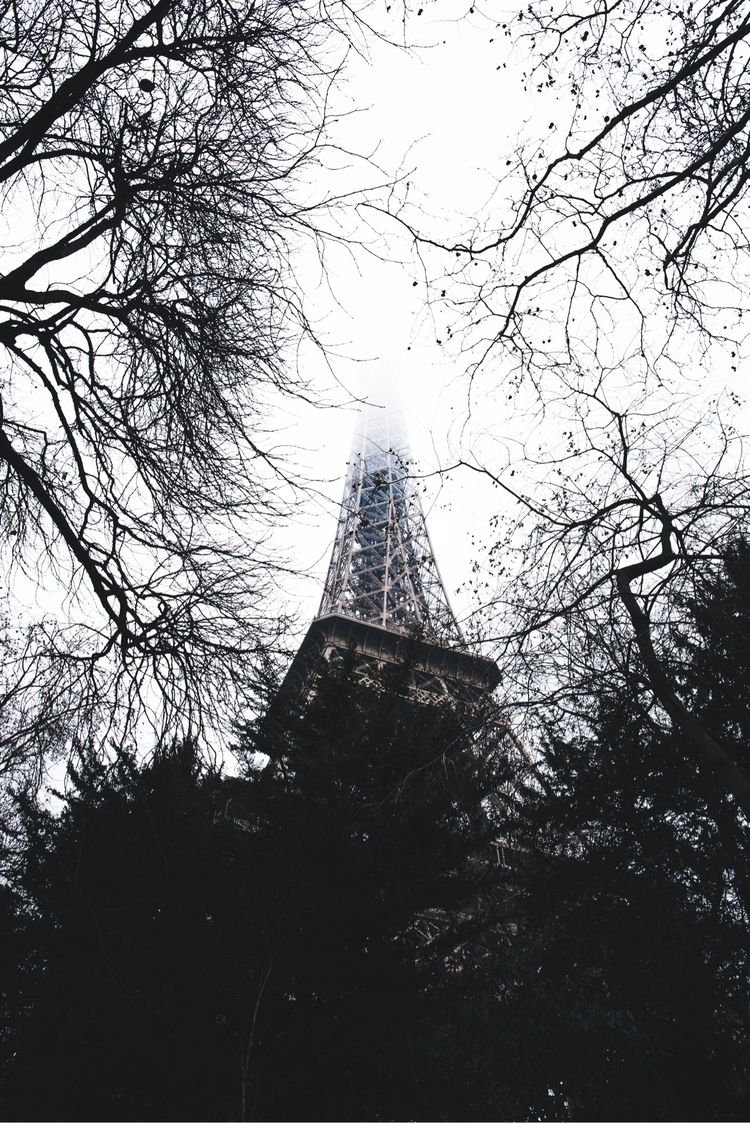 Grasp, Cold Paris Winter days - darkcide | ello