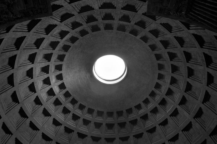 Pantheon, Rome - Architecture, Italy - double_ayy | ello
