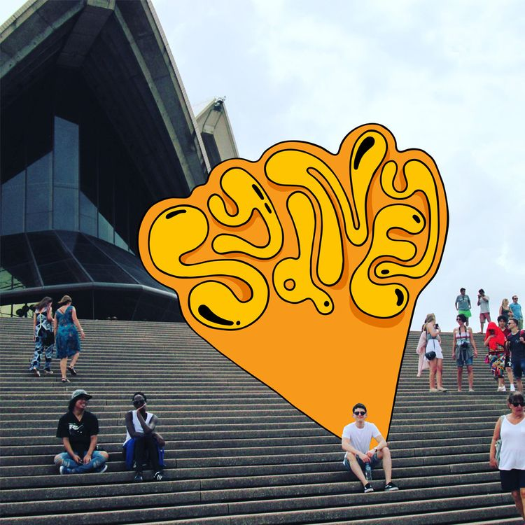 sat steps Sydney Opera House -  - jamiekirk | ello
