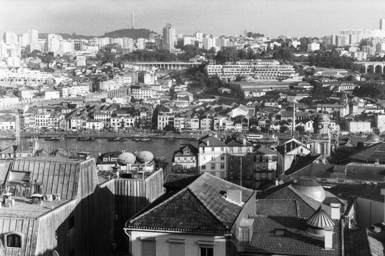 Porto, Portugal - analog, film, 35mm - tatao | ello