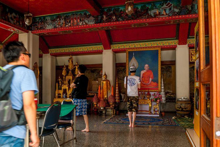 moment respect - Bangkok, Thailand - christofkessemeier   ello