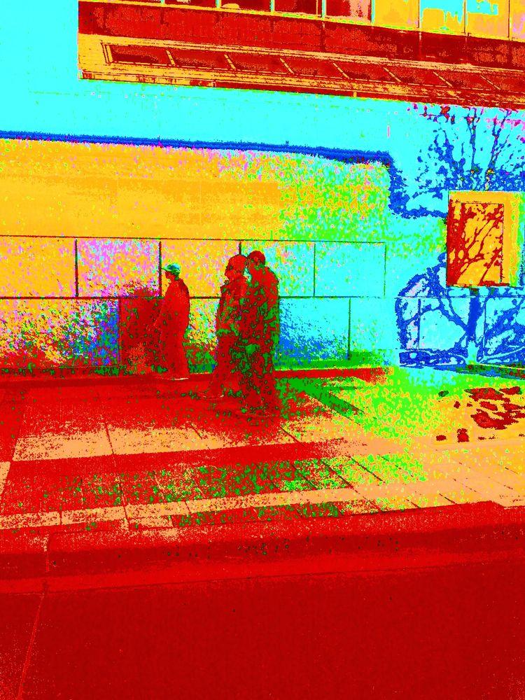 Nicollet Avenue (damaged iPhone - joecunningham | ello
