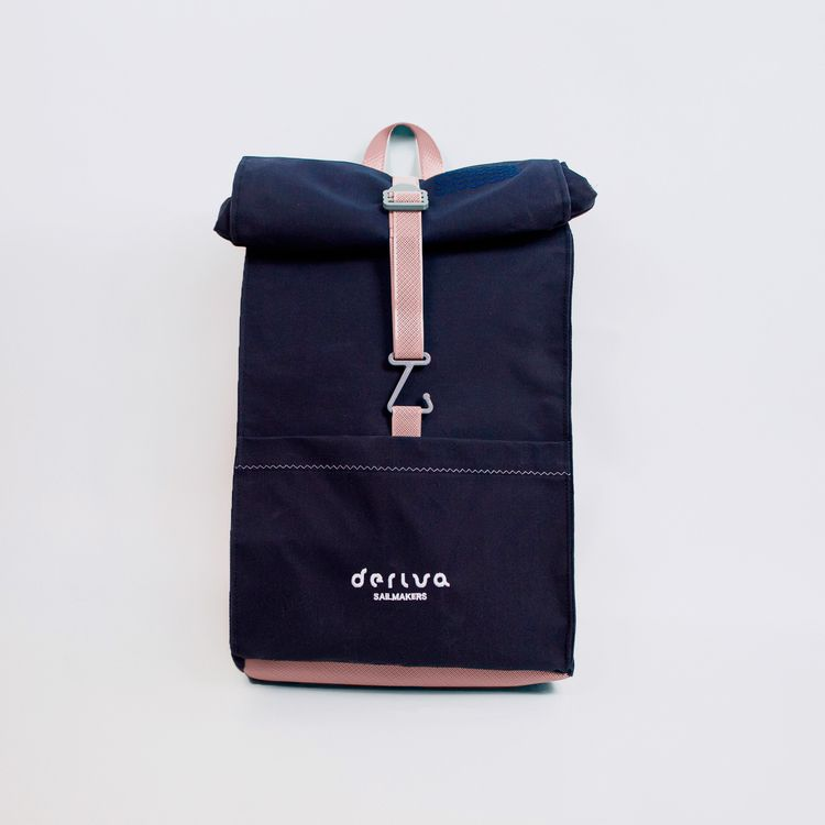 1701 backpack cover sail leftov - deriva | ello